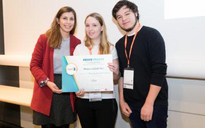 Pépite France Challenge 2018 prix bouygues immobilier salon des entrepreneurs de paris